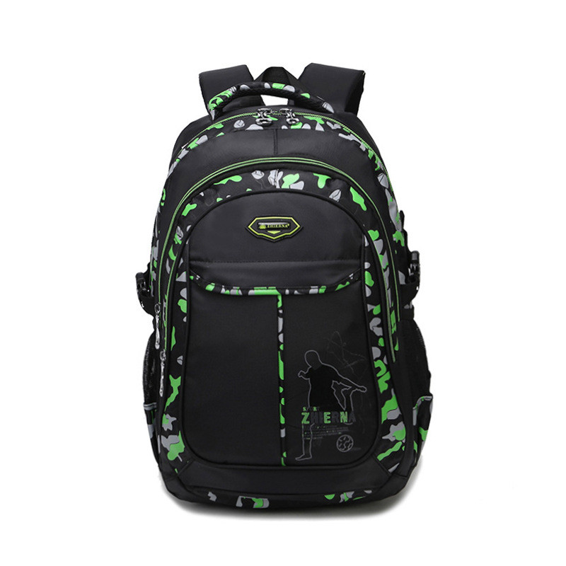 Camouflage Waterproof Nylon School Bags For Girls Boys Orthopedic Children Backpack Kids Bag Grade 1 - 3 Mochila Escolar