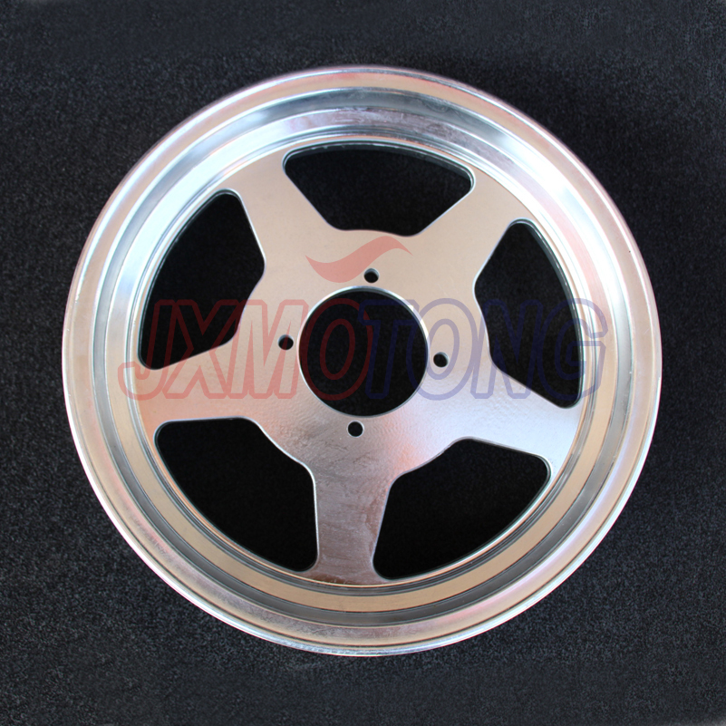 Monkey bike motorcycle accessories modified 3.00-12 inch alloy wheels vacuum