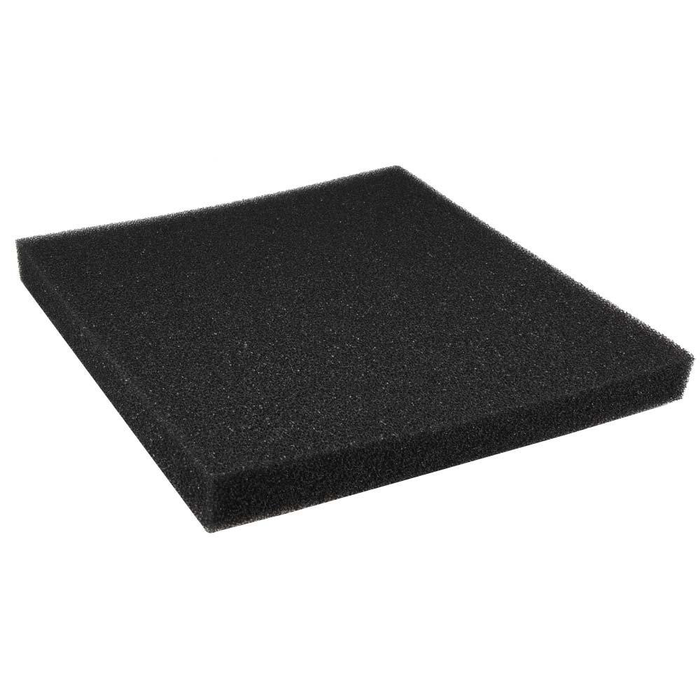 45x45x4.5cm Universal Black Filtration Foam Aquarium Fish Tank Biochemical Filter Sponge Pad Lightweight And Softness Design