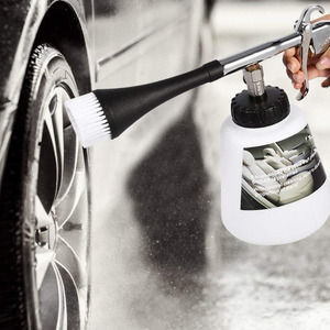 Image 5 - Car Wash for Tornador Washer Interior Cleaning Machine Blowing Dust Deep Cleaning Gun With Brush High Pressure
