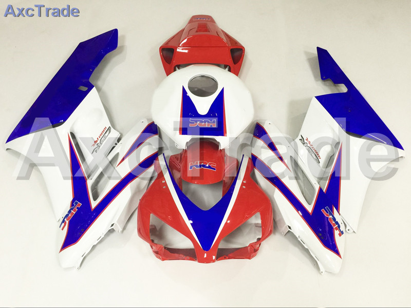 Motorcycle Fairings For Honda CBR1000RR CBR1000 CBR 1000 RR 2004 2005 ABS Plastic Injection Fairing Bodywork Kit Red White Blue injection mold fairing for honda cbr1000rr cbr 1000 rr 2006 2007 cbr 1000rr 06 07 motorcycle fairings kit bodywork black paint