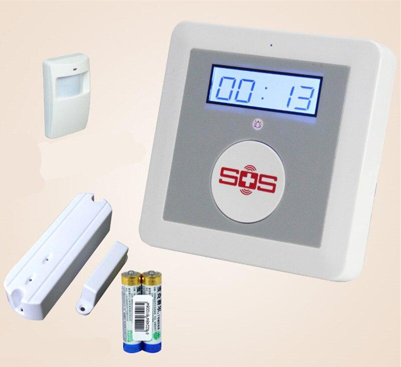GSM Auto Dial Elder Care GSM Alarm System SOS ButtonGSM Auto Dial Elder Care GSM Alarm System SOS Button