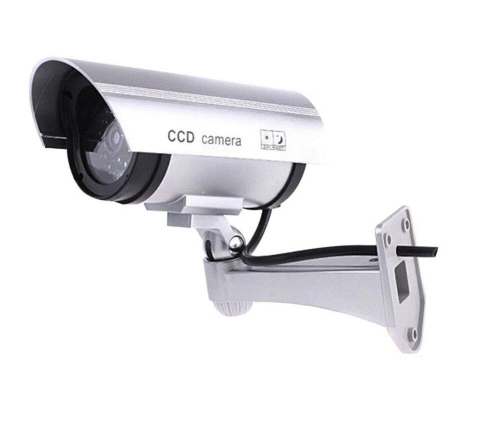 bullet camera silver