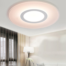LAIMAIK LED Ceiling Light AC85-265V Modern Surface Mounted Led Lights 8W 12W 24W for Living Room Lamp