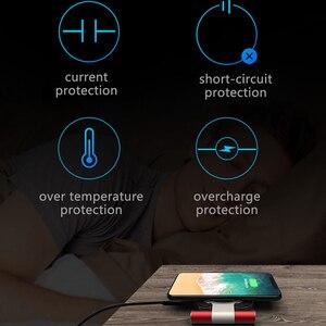 Image 5 - 折りたたみチー高速サムスン S20 超 S8 S9 S10 注 9 10 + クイック usb 充電器 iphone 11 プロマックス xs 8 プラス