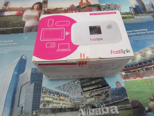 Huawei E5776s-32 150 M móvel Wi Fi Router + um pc frete TS-9 antena