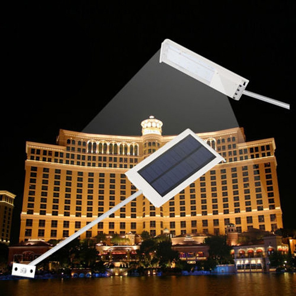 15leds Solar Powered Panel Led Solar Street Light Sensor