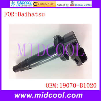 New Ignition Coil use OE NO. 19070-B1020 for Daihatsu