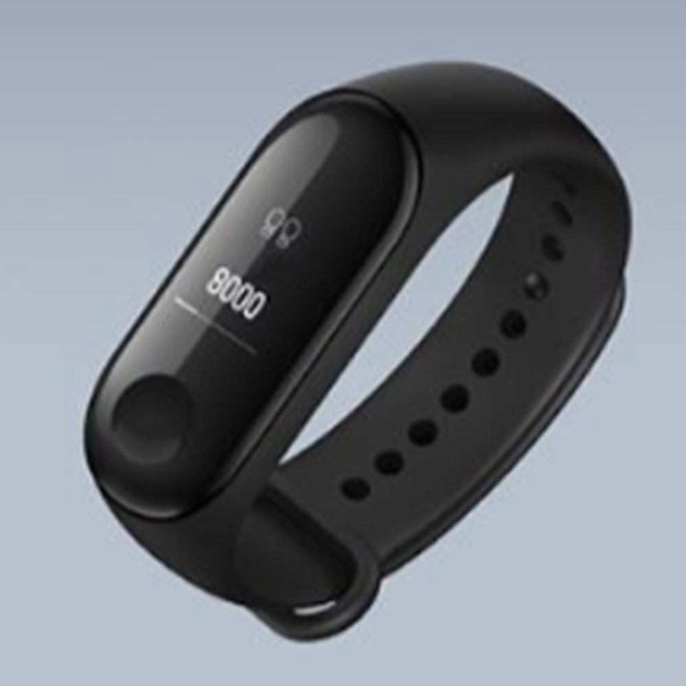 Image 3 - Global Version Xiaomi Mi Band 3 Miband 3 Smart Tracker Band Instant Message 5ATM Waterproof OLED Touch Screen Mi Band 3-in Smart Wristbands from Consumer Electronics