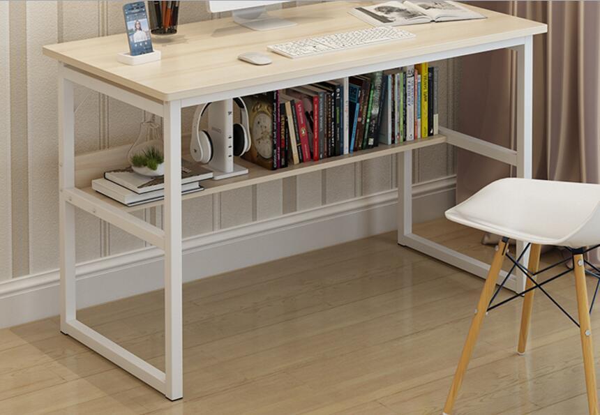 120*50 cm bureau d'ordinateur portable bureau d'ordinateur bureau PC bureau - 5
