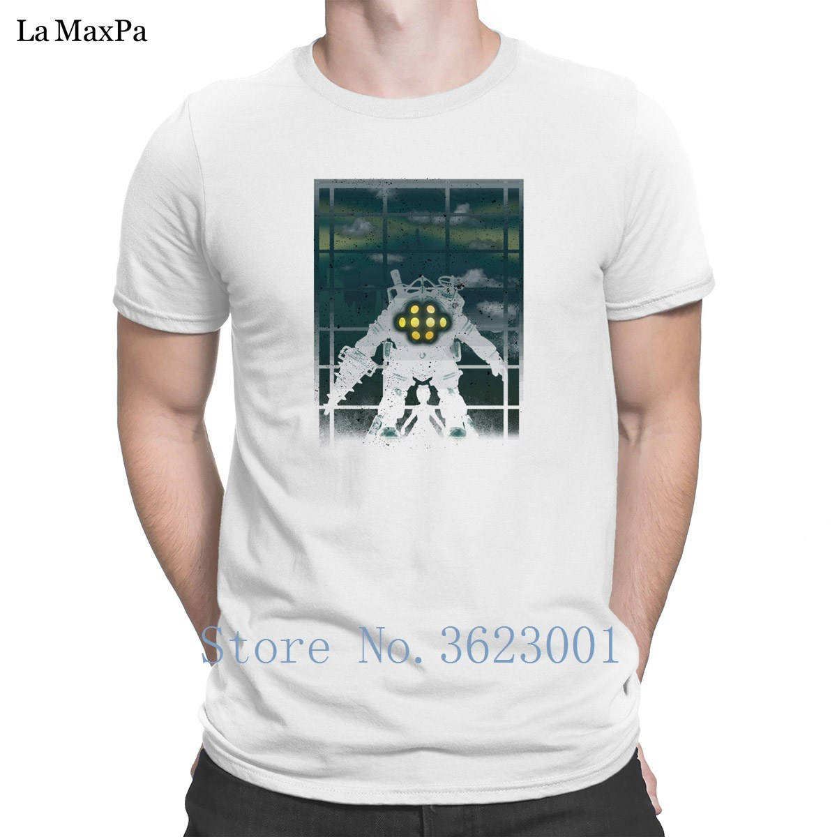 Design Newest Mens T-Shirt Rapture Tee Shirt For Mens Top Quality Cotton Tshirt For Men Summer Style T Shirt For Men Fun Pattern