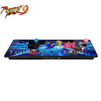 Game joystick game controller with jamma multi game board,Pandora's Box 9 Arcade game console