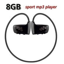 Venta caliente W262 8 GB Reproductor de Mp3 Del Deporte reproductor de Música MP3 Walkman de Sony NWZ-W262 auricular auriculares mp3 player Envío gratis