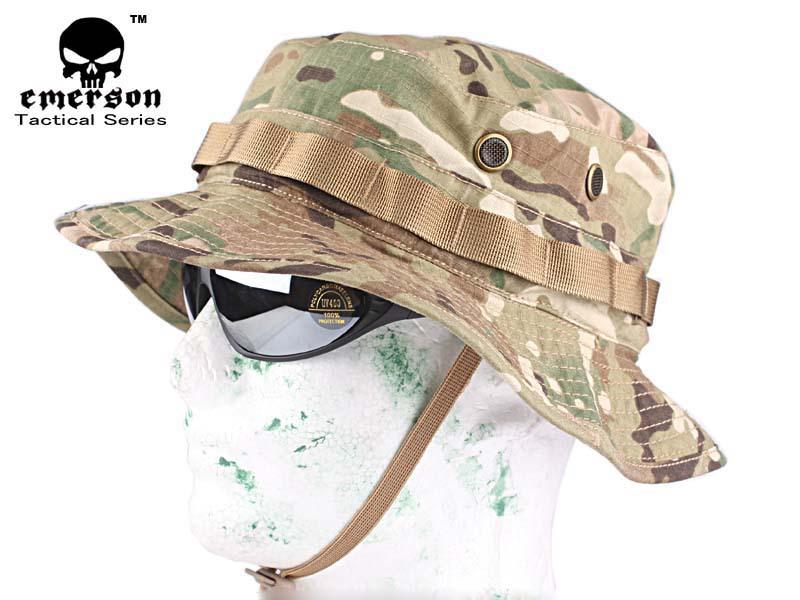 EMERSON USMC CP Camouflage Boonie Hunting Hat (Multicam) Hunting Caps-in  Hunting Caps from Sports   Entertainment on Aliexpress.com  12f1d89146e