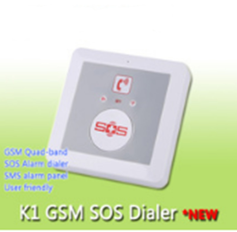 GSM Quad-band  850/900/1800/1900MHz Wireless Home Alarm System 850 900 1800 1900mhz gsm global tracking locator black