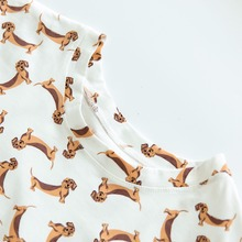 Ladies Dachshund Tee