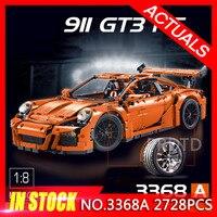 Technic 42096 Racing Car Set 42083 4789 3368C 3368A 3388B Model Building Blocks Bricks Compatible Legoing Technic birthday Toys
