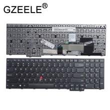 Nova para lenovo thinkpad e550 e550c e555 e560 e565 00hn000 00hn037 teclado eua 00hn074