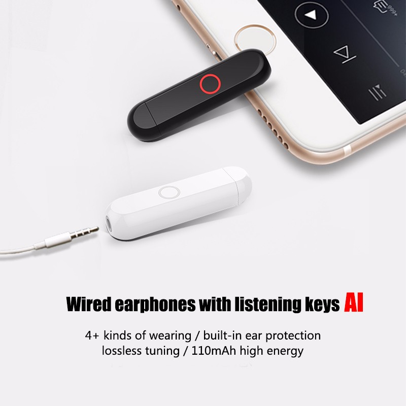 цена на 2018 New USB Bluetooth Music Receiver USB Adapter 3.5mm Stereo Audio For iPhone Bluetooth Dongle Products#30 bluetooth dongle