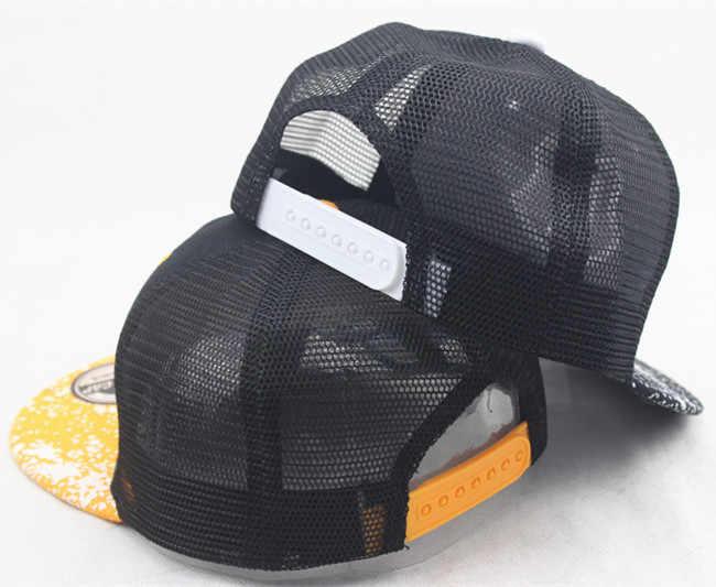 Parent-child Dress Baseball Caps Embroid R Comfortable Texture Meshy Ventilate Baseball Hat For Boys Girls Fashion Casquette