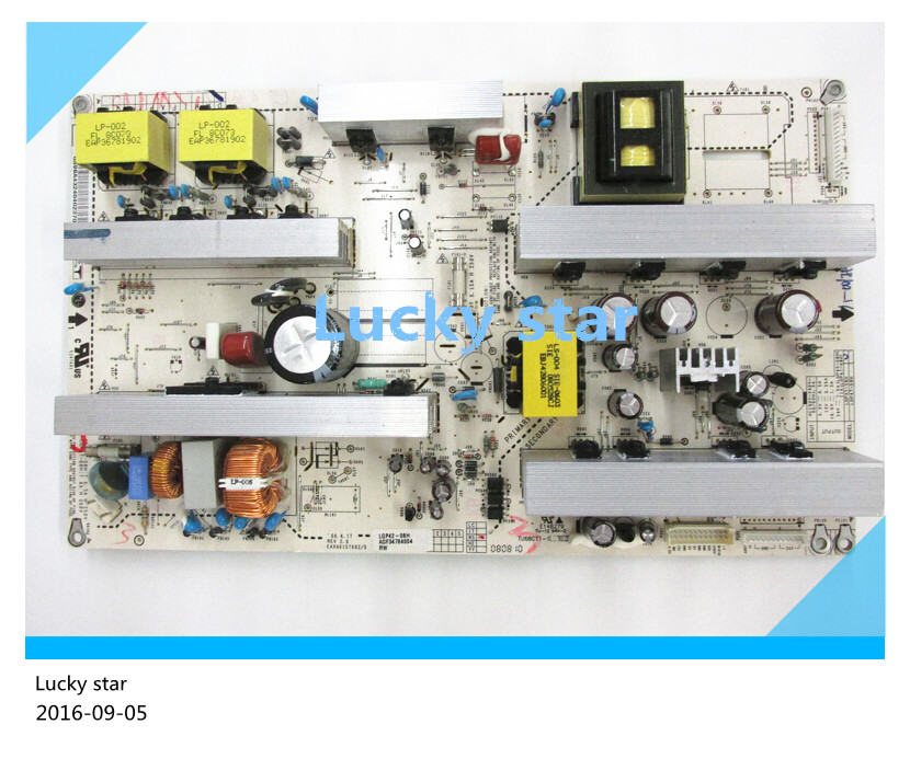 95% new Original used power supply board LG42LG50FR 42LG31FR EAX40157602 board good working good working original used for power supply board led50r6680au kip l150e08c2 35018928 34011135