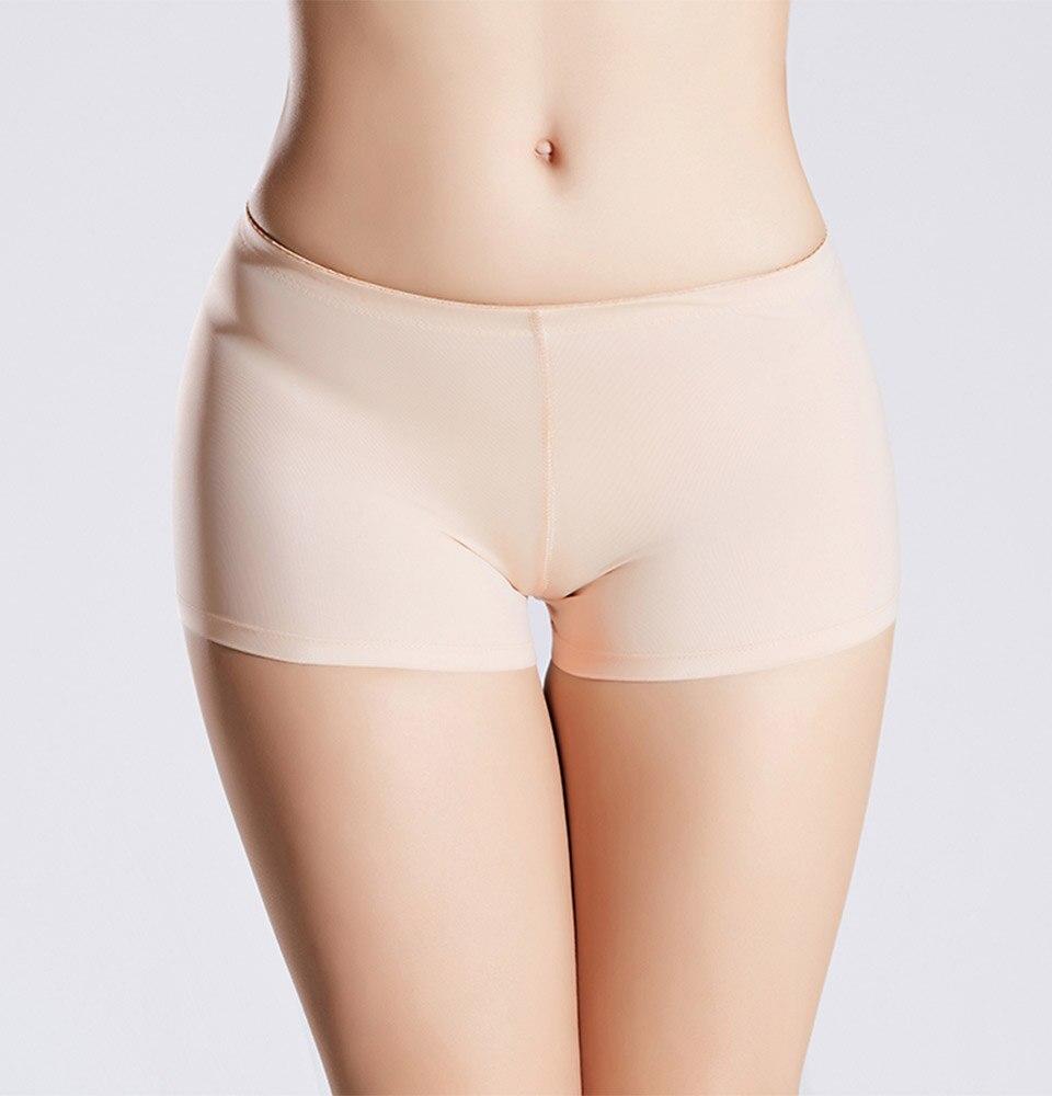 Fulok Womens High Waist Brief,Tummy Control Butt Lifter Shapewear Panty Red 4X-Large