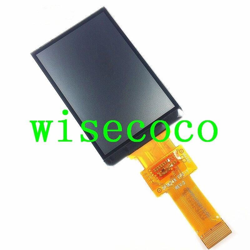 2.6 pollice Per GARMIN Astro 320 Per GARMIN edge 810 LCD Modulo di visualizzazione dello schermo LCD (Senza retroilluminazione) DF1624X FPC-1 RE: V