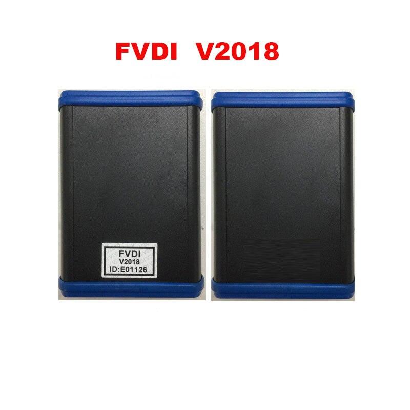 2018 Hot Selling FVDI Full Version Commander Abrites For Most of Car 18 full Set FVDI OBD Diagnostic Tool FVDI Abrites Scanner