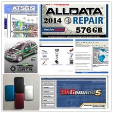 Alldata Software neueste alldata 10,53 mitchell ondemand 2015 auto reparatur software vivid werkstatt atsg elsawin 49in1tb hdd usb3.0