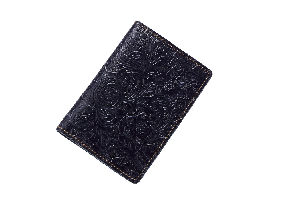 K018-- Luxury Genuine Leather Passport Holder Wallet_01 (23)