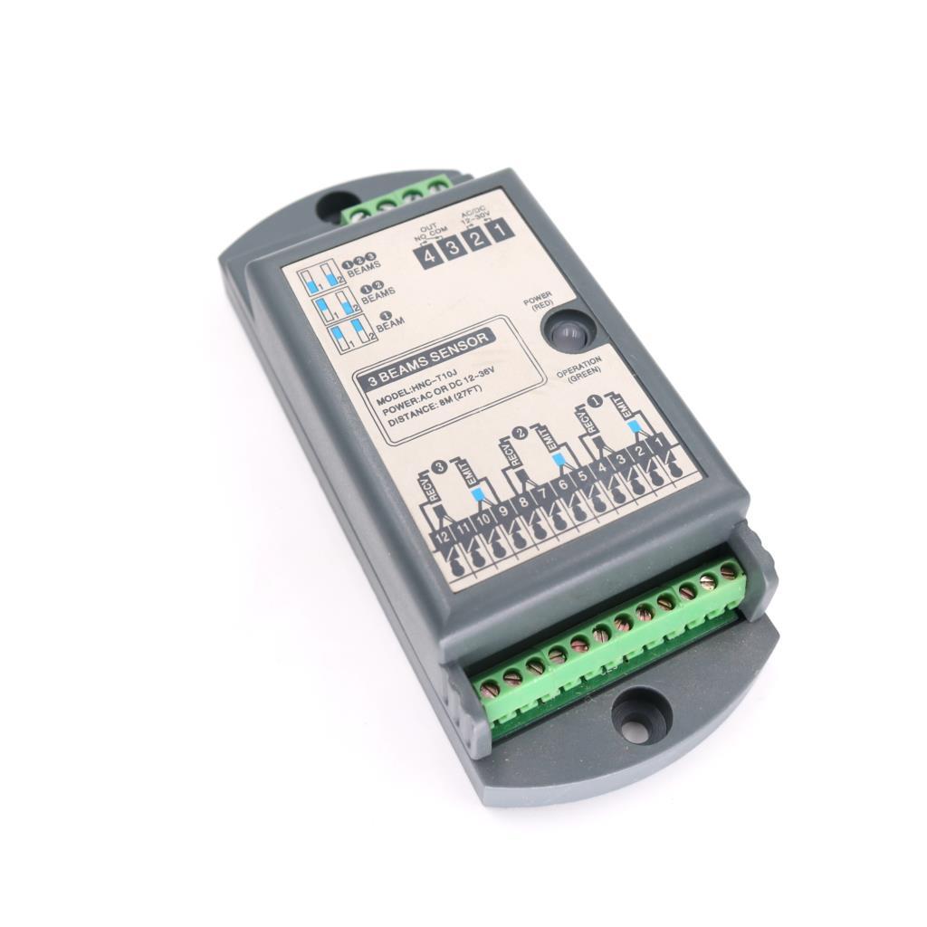 Détecteur de faisceau photoélectrique de sécurité détecteur Anti-pince lumière de sécurité faisceau 3 paires