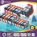 3sets Generic Inkjet printer Ink set PGI-425 BK  CLI-426 for CANON PIXMA MG6140 MG6240 MG6140 MG8240 PRINTER
