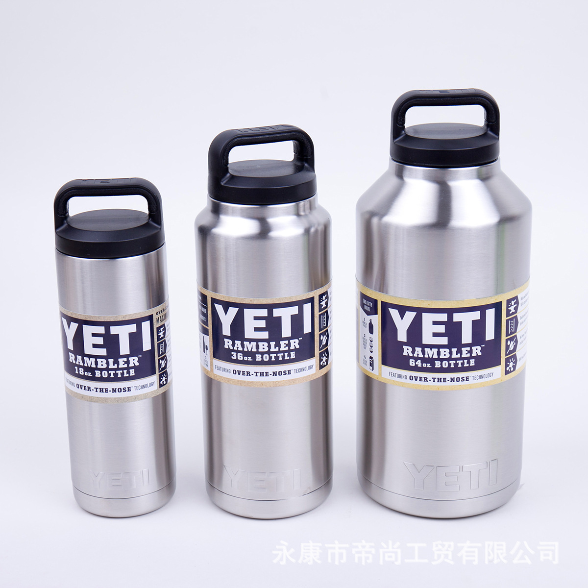 Newest <font><b>Yeti</b></font> 64/36/18/12oz <font><b>Rambler</b></font> <font><b>304</b></font> <font><b>Stainless</b></font> <font><b>Steel</b></font> <font><b>Cups</b></font> <font><b>Cooler</b></font> <font><b>Yeti</b></font> <font><b>Rambler</b></font> Tumbler <font><b>Cup</b></font> Vehicle Beer Mug Double Wall Bilayer
