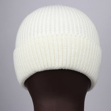 2863469d376 Vintage Knit Skull Caps Cable Knitted Ski Beanie Warm Winter Hats for Men  and Women