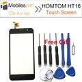 HOMTOM HT16 Pro С Сенсорным Экраном 100% Оригинал Замена Панели Дигитайзер Экран Сенсорный Дисплей для HOMTOM HT16 Смартфон