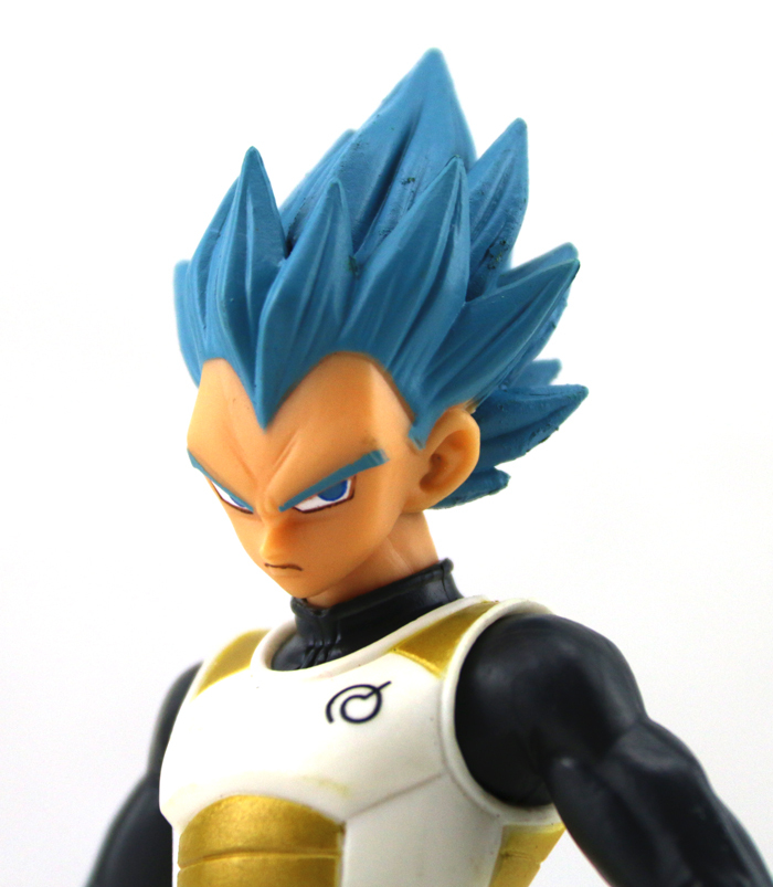 "Hot Anime Akira Toriyama Dragon Ball Z Uppståndelse F ChouZouSyu Gud Super Saiyan Vegeta Banpresto 6 ""Action Figur"