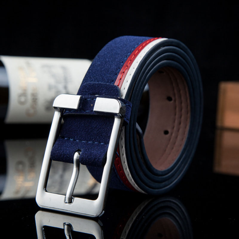 [AETRENDS] Fashion Women Or Mens Belts Luxury Waistband Belt Z-2394