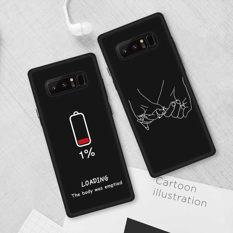 GerTong 3D ulgę w miękki futerał do Samsung Galaxy S10 Lite S9 S8 A8S A8 Plus 2018 uwaga 8 A5 2017 śliczne silikonowe Capa dla Samsung S10