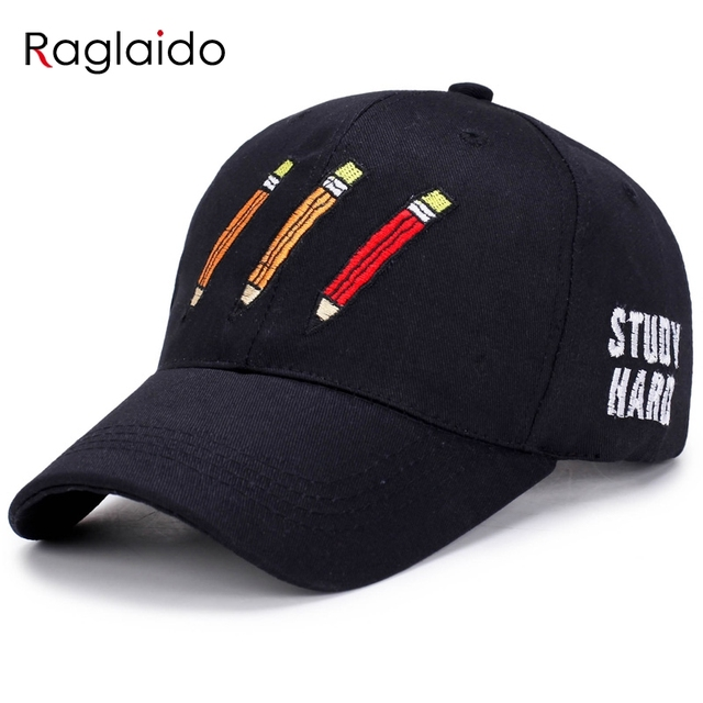 branded baseball caps fashion casual cotton hats embroidery pencils adjustable cap cheap designer custom printed sports