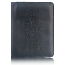 RFID Leather Passport Case for Men Women Solid Color Multi-Card Passport Card Holder Purse Business Card Soft Passport Cover rfid card case leather passport cover id business card holder travel credit wallet for men women passport holder purse