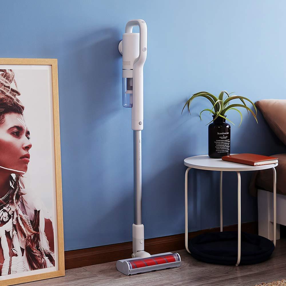 Image 2 - * ORIGINAL * ROIDMI aspirateur sans fil nouveau f8E EU tapis de poche sans fil aspirateur Anti acariens brosse maison aspirateursAspirateurs   -
