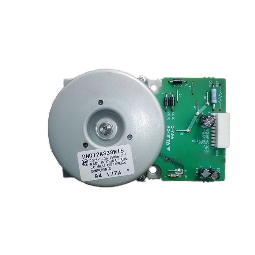 все цены на 1PCS High Quality photocopy machine Main Motor Minolta DI 350 copier parts DI350 онлайн