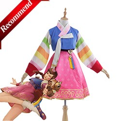 ROLECOS-New-Over-Game-Character-D-VA-Cosplay-Costumes-DVA-New-Year-Korean-Hanbok-Women-Costumes