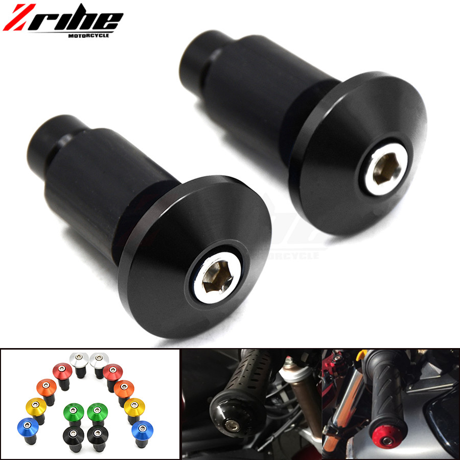 for 7/8 Universal Motorcycle Handlebar CNC Aluminum Part Handle Hand Grips Bars Ends For Triumph Tiger 800 1050 Rocket III Stre bars брюки 7 8