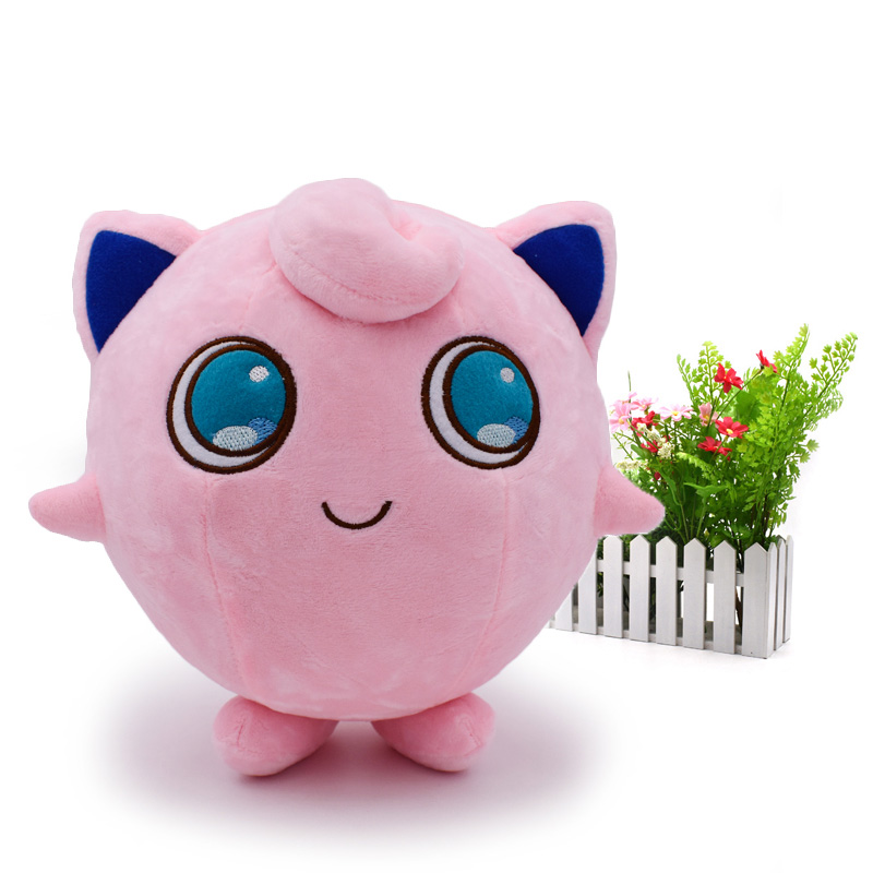 14 Cm Animal Cartoon Plush Peluche Doll Jigglypuff Soft Stuffed Hot Toy Great Christmas Gift For Children