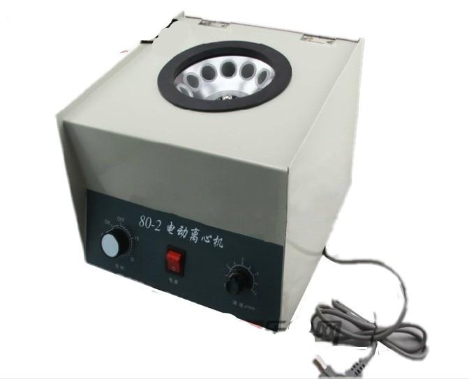 80-2Electric Lab Centrifuge Lab Medical Practice 4000 rpm 20 ml x 6 Laboratory Supplies 80 1 centrifuge lab medical practice 220v electric medical lab centrifuge laboratory lab supplies