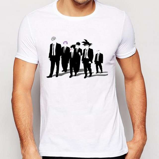 2017 Newest Men Cool Goku T-Shirt