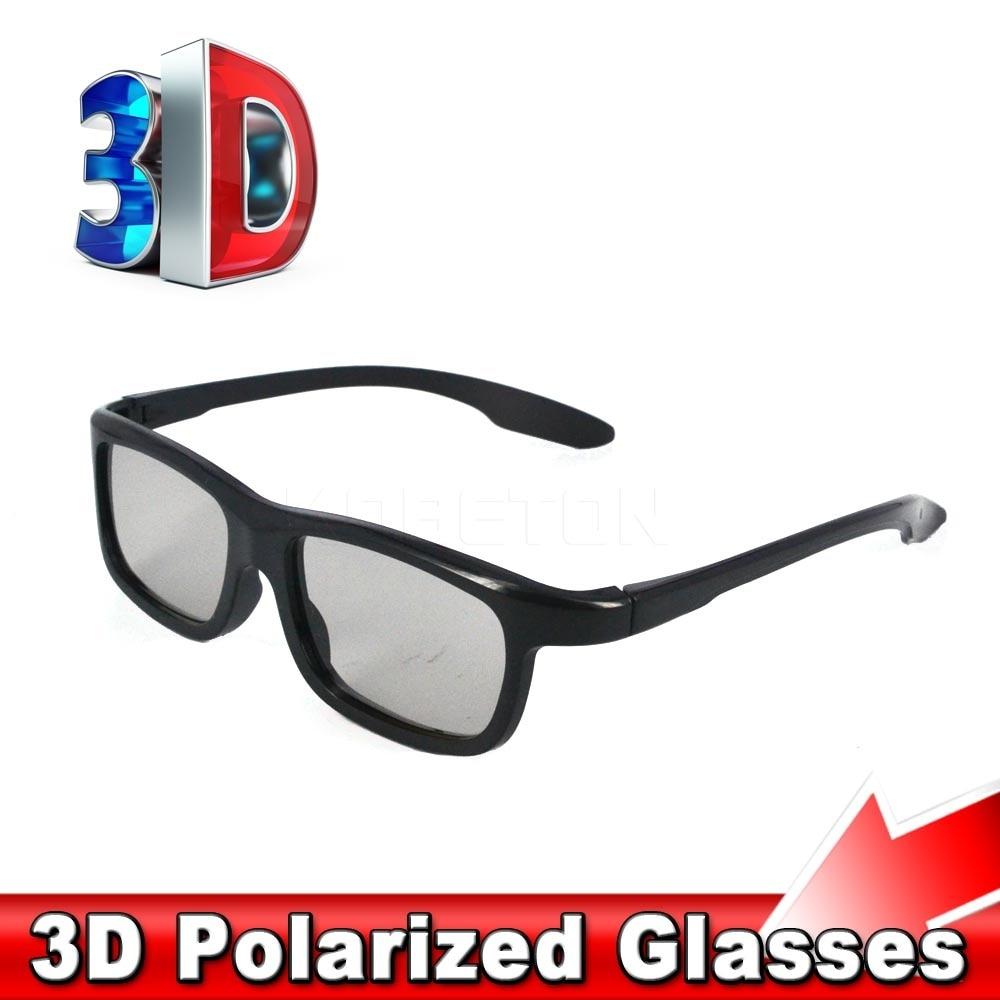 5pcs 2016 New <font><b>Fashion</b></font> Passive Polarized 3D <font><b>Glasses</b></font> for Sony for LG for Samsung Dimensional <font><b>Anaglyph</b></font> <font><b>Movie</b></font> DVD TV LCD Video <font><b>Game</b></font>