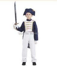 halloween costumes stage costume little boy napoleon clothes kids masquerade clothing little napoleon outfit