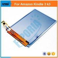 100 Original New LCD Display For Amazon Kindle 3 K3 Ebook Reader ED060SC7 LF C1 E